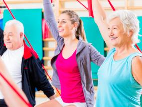 Active Life Gymnastik für Senioren